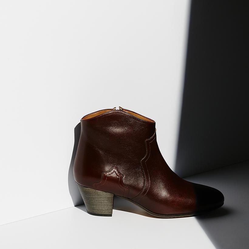 isabel marant shoe product photography london