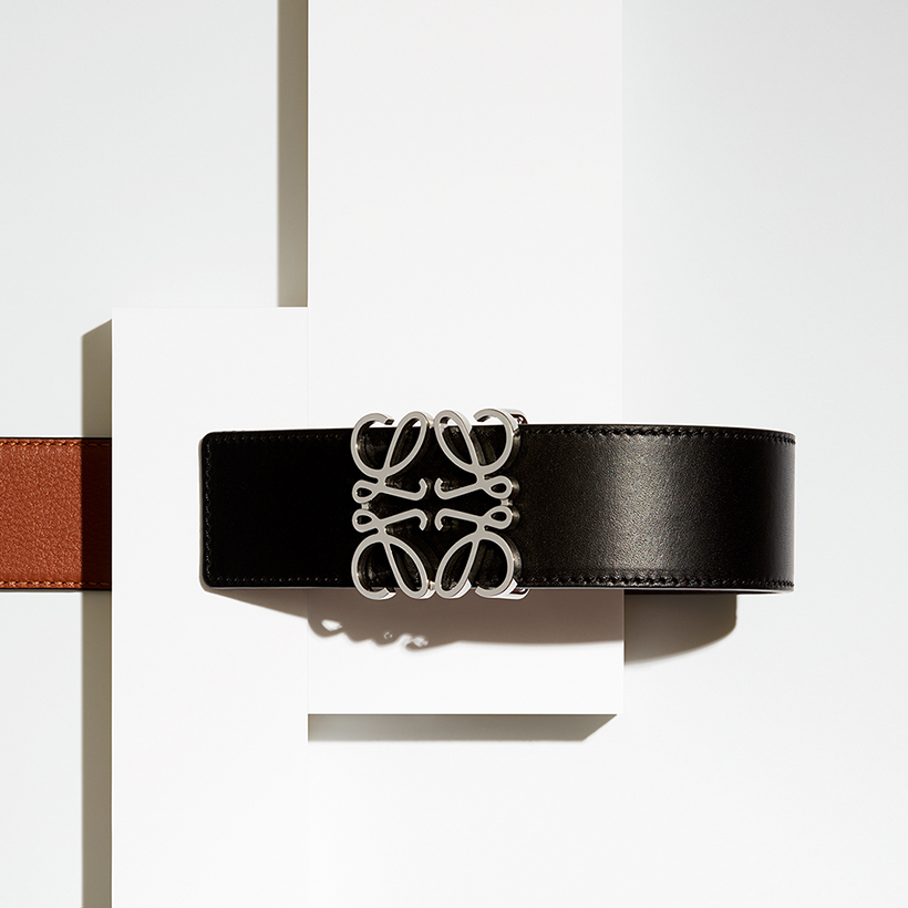 loewe belt london still life photographer paul krokos
