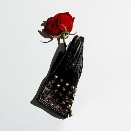 contemporary photography prada glove by paul krokos
