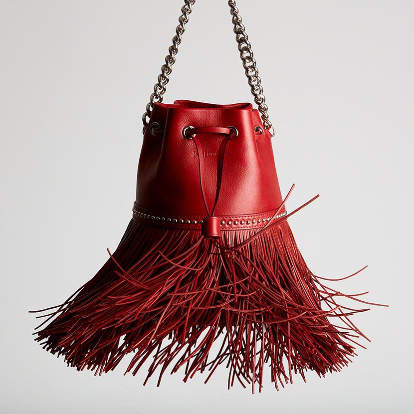jm davidson handbag product photography