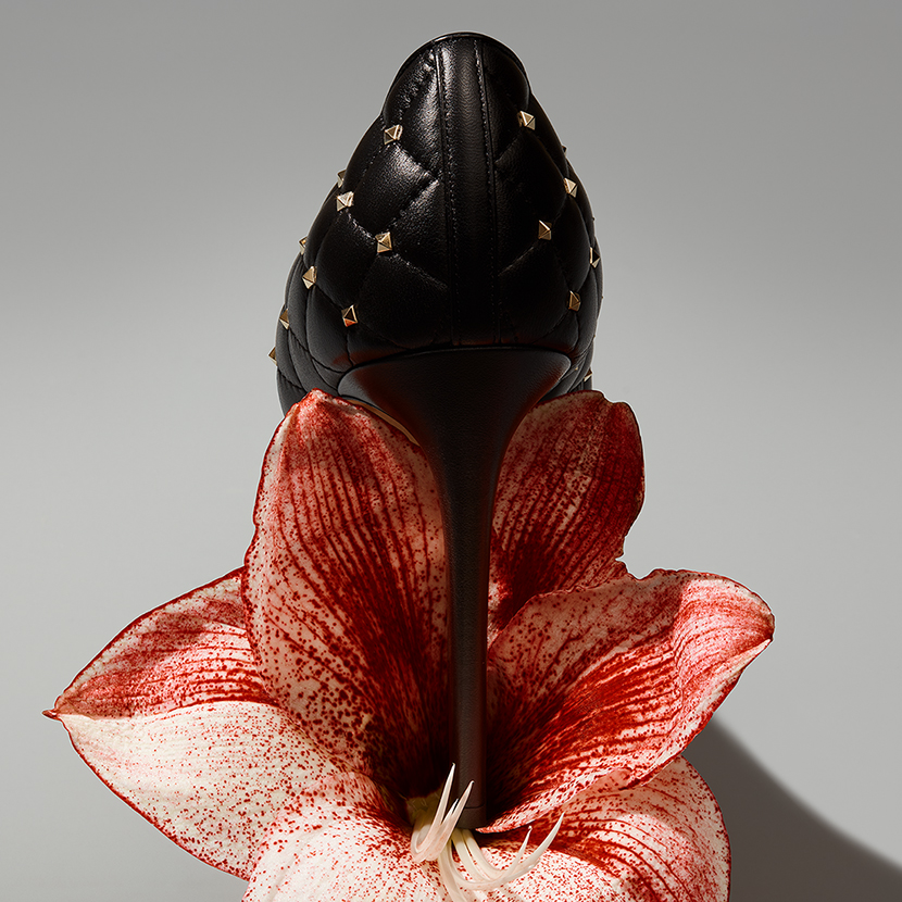 paul krokos shoe product photography